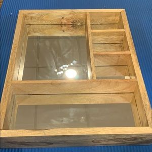 Other - Mirrored Table Top Tray
